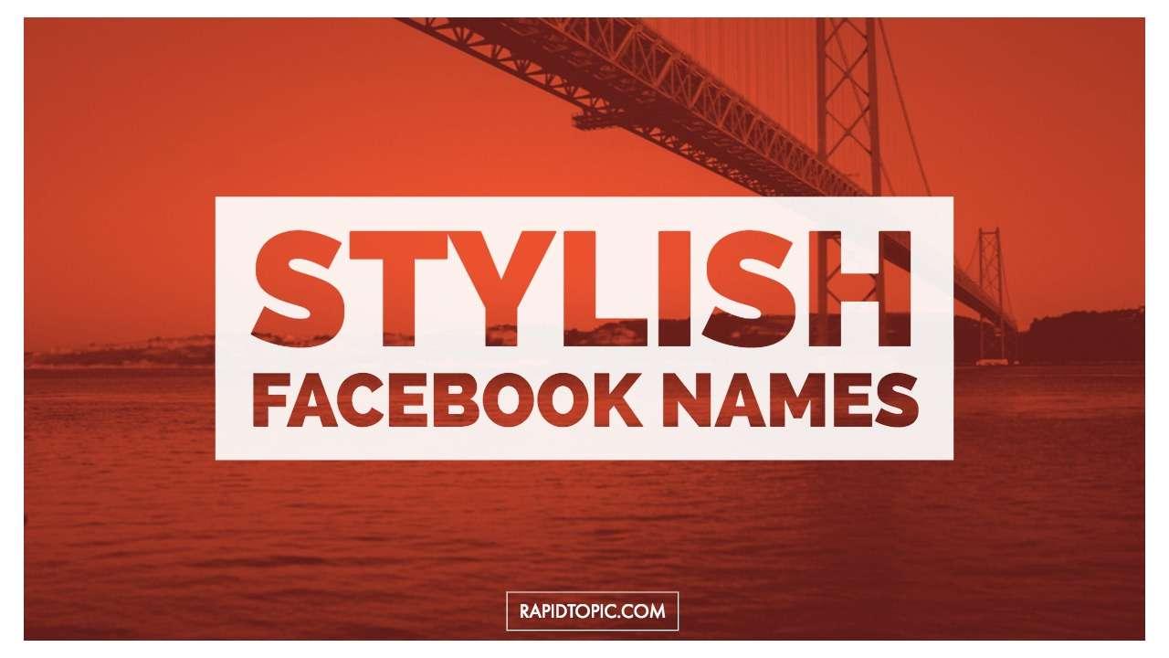 stylish-facebook-names